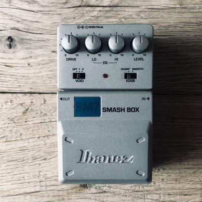 Ibanez SM7 Smash Drive - Get dirty
