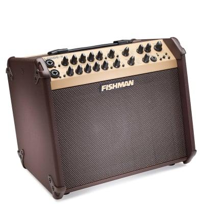 Fishman Loudbox Artist Bluetooth Acoustic Guitar Amplifier PROLBT600 for sale