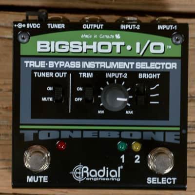 Radial Big Shot I/O Instrument Selector V2 MINT
