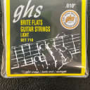 GHS 710 Brite Flats Flatwound Electric Guitar Strings (10-46)