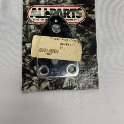 All Parts AP605 3-Hole Neckplate
