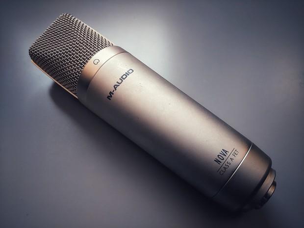 m audio nova class a fet condenser microphone reverb. Black Bedroom Furniture Sets. Home Design Ideas