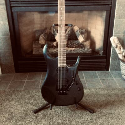 Sterling By Music Man John Petrucci JP 160  2018 Gray Metallic for sale