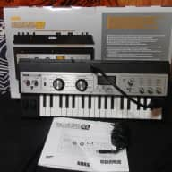 Korg MicroKorg XL Synthesizer w/Adapter, Original Box, Microphone Vocoder Manual packaging