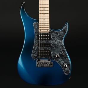 Vigier Excalibur Supra in Urban Blue, Maple Neck with Case #180065 for sale