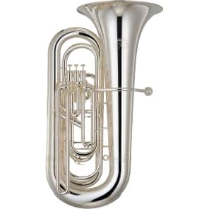 Yamaha YBB-631S 4/4 Full-Size Compensating BBb Tuba