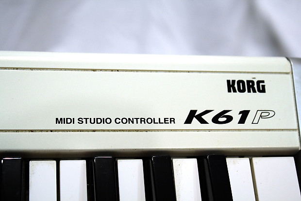 KORG K61P WINDOWS 7 DRIVER