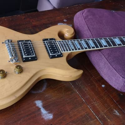 Epiphone Scroll SC-550 1976 natural for sale