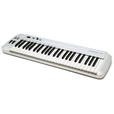 Samson Carbon 49 USB MIDI Keyboard Controller, 49-Key