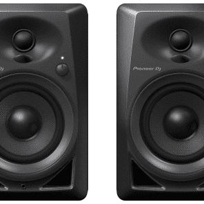 """Pioneer DM-40 4"""" Compact Desktop Monitors (Pair)"""