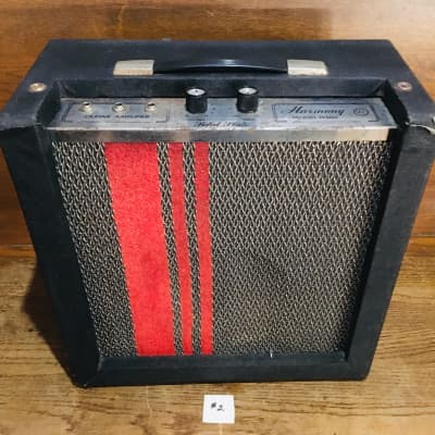 Harmony H500 Vintage Black for sale