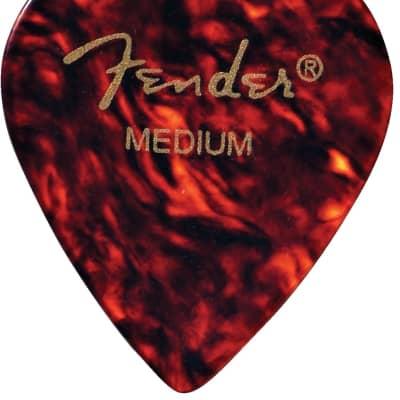 Fender 551 SHAPE CLASSIC CELLULOID PICKS (12 COUNT)