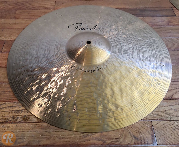 paiste 20 signature dry heavy ride cymbal reverb. Black Bedroom Furniture Sets. Home Design Ideas