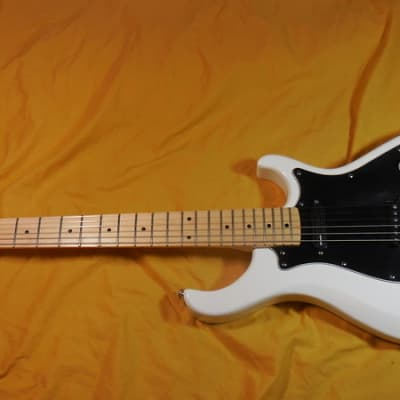 RARE MADE IN ITALY FRUDUA ERUPTION EVH 78 STRAT for sale
