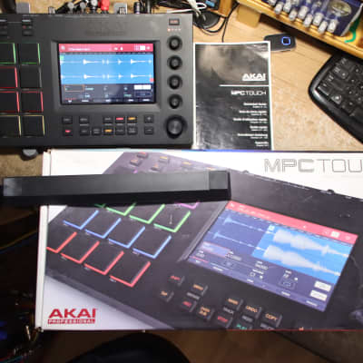 Akai MPC Touch-including license to MPC 2.10