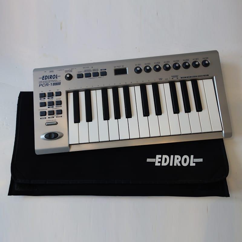 EDIROL PCR-1 DRIVERS FOR WINDOWS