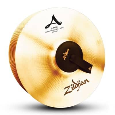 """Zildjian 16"""" Z-MAC Cymbal Pair (MINT, DEMO)"""