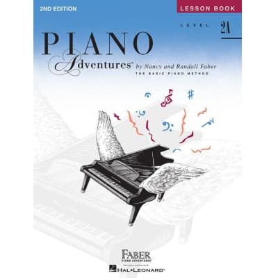 Piano Adventures: The Basic Piano Method - Lesson Book Level 2A (2nd Edition)