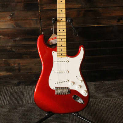 Fender 1969 Custom Shop Closet Classic Stratocaster Candy Apple Red w/OHSC for sale