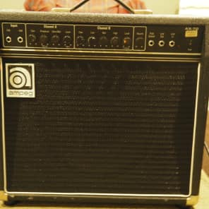 "Ampeg AX-70 70-Watt 1x12"" Hybrid Guitar Combo"