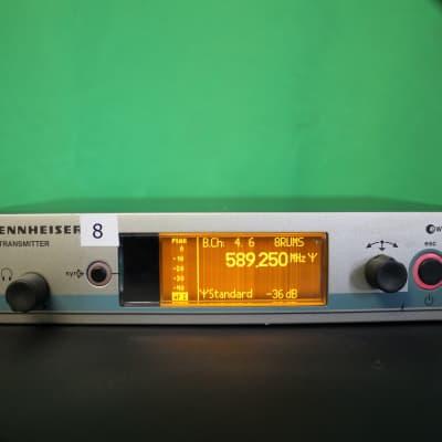 Sennheiser EW 300 IEM G3 - G Band 566-608 MHz (Transmitter Only)