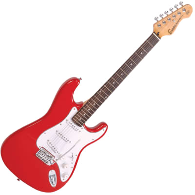 ENCORE ELECTRIC GUITAR - GLOSS RED for sale