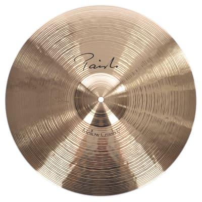 """Paiste 17"""" Signature Mellow Crash Cymbal"""