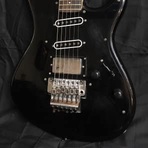Ibanez Roadstar II Black 1985