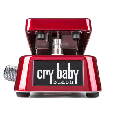 Dunlop SW95 Slash Signature Cry Baby Wah Guitar Effects Pedal for sale