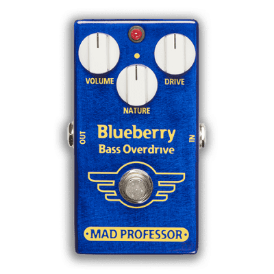 Mad Professor Blueberry Bass Overdrive BBBO