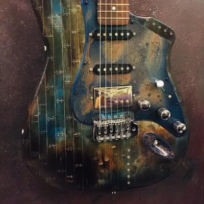 Moxy Guitars ME Tuscany (Modified Custom Special Edition) 2019 for sale