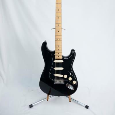 Fender Strat Plus with maple Fretboard 1993 Black | *OHSC
