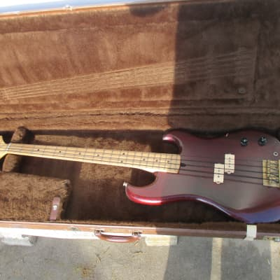 Vintage D'Agostino Bass Guitar MIJ for sale