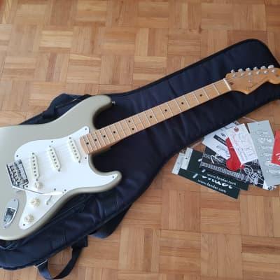 Fender Classic Player 50's Strat  2009 Shoreline Gold for sale