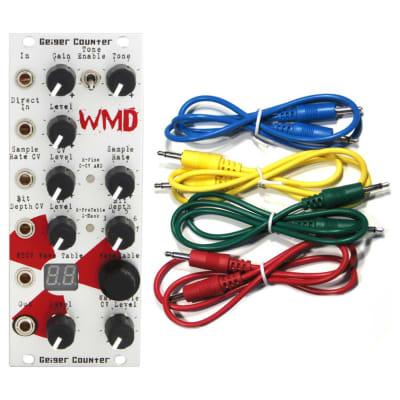 WMD Geiger Counter Eurorack Digital Synth Module Bundle