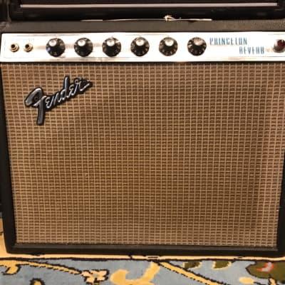 Fender  Princeton Reverb  1975 Sliverface