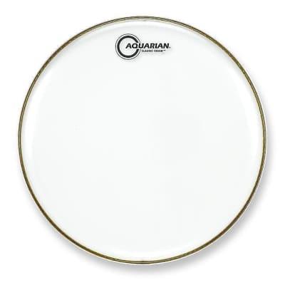 """Aquarian CC10 10"""" Classic Clear Drum Head"""