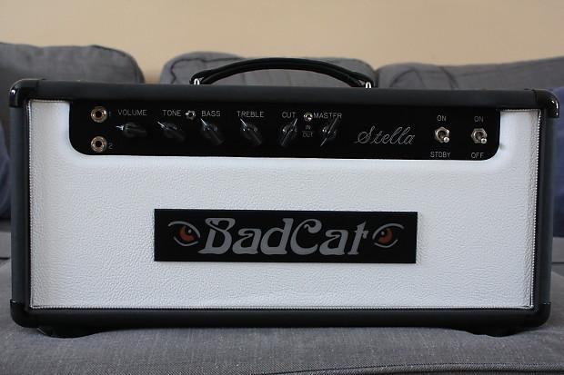 9d17e8e22f9 Bad Cat Stella Guitar Amp Head