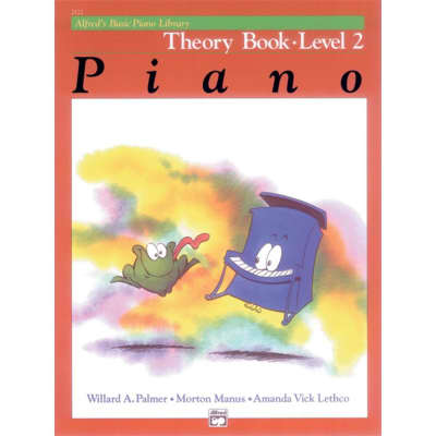Alfred's Basic Piano Library: Theory Book - Level 2