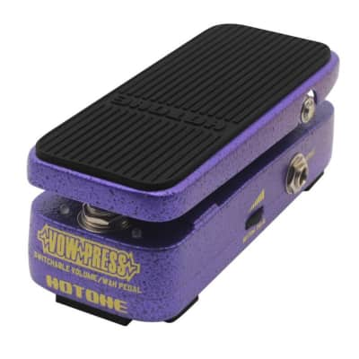 Hotone Vow Press Volume/Wah Pedal for sale