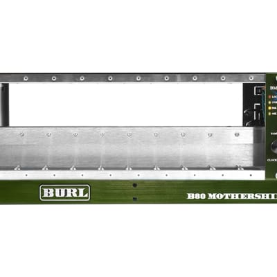 New Burl Audio B80-BMB3 B80 Mothership DANTE Motherboard Studio Hardware Chassis
