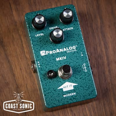 ProAnalog Devices MKIV Modern Fuzz Drive *Handwired*
