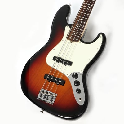 Fender USA American Professional Jazz Bass 3 tone Sunburst