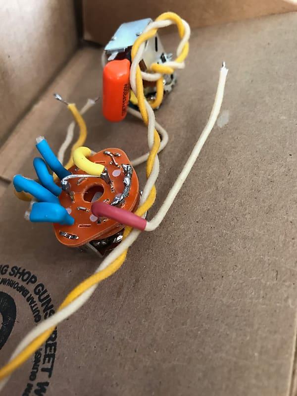 Gunstreet Wiring Shop Custom Squier