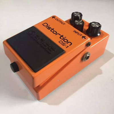 Boss DS-1 Distortion (Black Label) 1988 Made in Japan, MIJ for sale