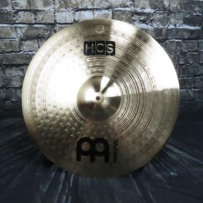 "Used Meinl HCS 20"" Ride Cymbal"