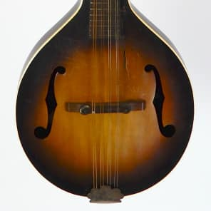Kalamazoo KM-21 w/ CBC 1930's Sunburst for sale