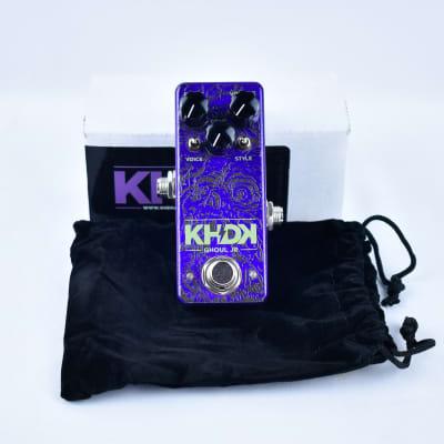 KHDK Electronics Kirk Hammett Signature Ghoul Screamer Jr. Overdrive