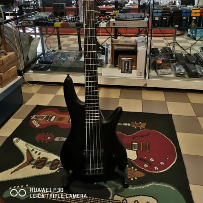 Ibanez gwb35fd gary willis ltd fretted version bkf for sale