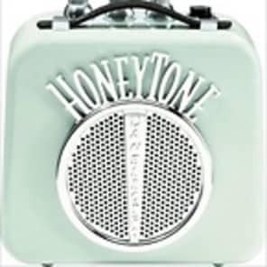 Danelectro Honeytone Mini-Amp Amplifier - Aqua for sale